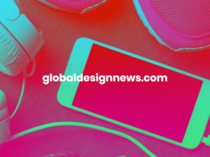 Global Design News Visual Identity